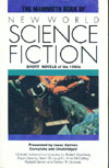 Cover of The Mammoth Book of New World Science Fiction