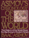 Cover of Asimov's Chronology of the World