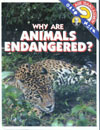 Cover of Why Are Animals Endangered?