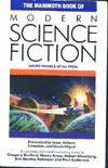 Cover of The Mammoth Book of Modern Science Fiction