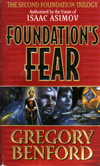 Cover of Foundation's Fear