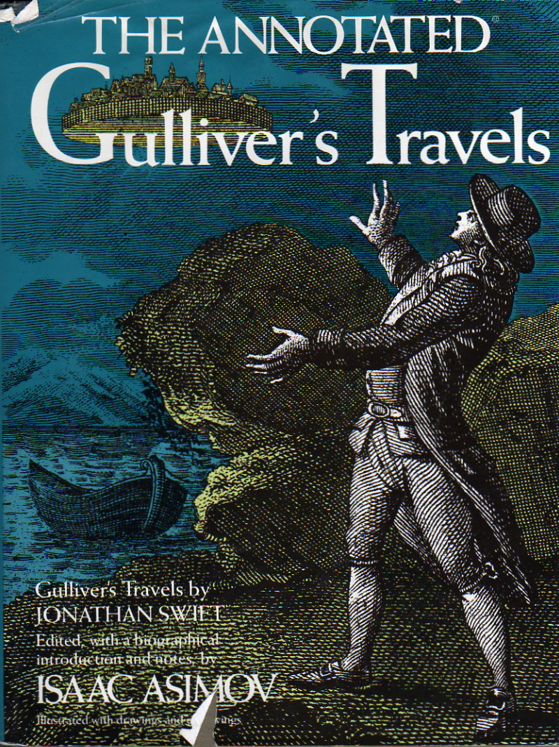 Gulliver S Travels Book Cover Drawing : The annotated 'gulliver s travels